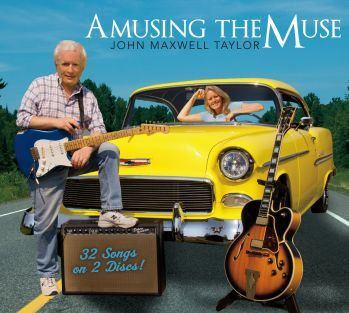 Amusing the Muse CD set John Maxwell Taylor