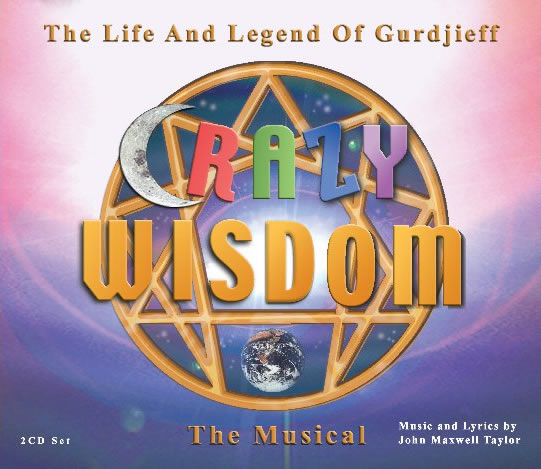 Crazy Wisdom CD Set John Maxwell Taylor