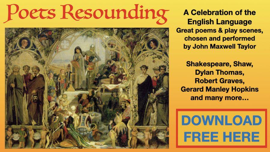 Poets Resounding - .wav